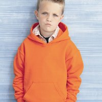 GILDAN- 18500B Heavy Blend™ Youth Hooded Sweatshirt