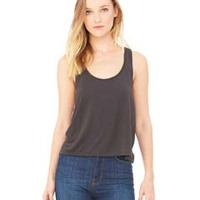 BELLA + CANVAS 8880 Ladies' Flowy Boxy Tank