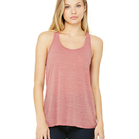 BELLA + CANVAS- B8800 Ladies' Flowy Racerback Tank