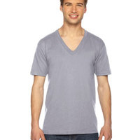 AMERICAN APPAREL- 2456 V-Neck