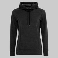 ATC DYNAMIC HEATHER FLEECE HOODED LADIES' SWEATSHIRT