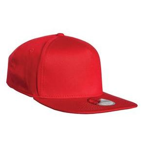 NEW ERA NE401- Flat Bill Stretch Fit Cap Thumbnail