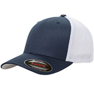 FLEXFIT 6511- 6-Panel Trucker Cap Thumbnail