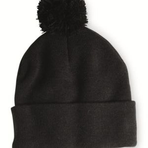 SPORTSMAN SP15- Pom Pom Knit Cap Thumbnail