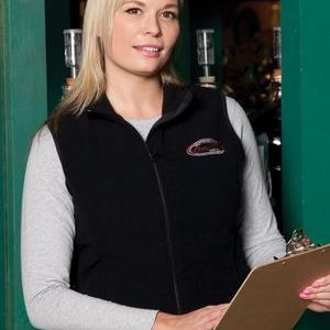 COAL HARBOUR- L740 Polar Fleece Ladies' Vest Thumbnail