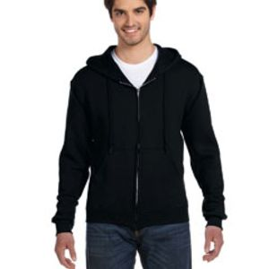 FRUIT OF THE LOOM- 82230 12 oz. Supercotton™ 70/30 Full-Zip Hood Thumbnail