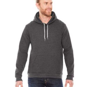 AMERICAN APPAREL- F498 Unisex Flex Fleece Drop Shoulder Pullover Hoodie Thumbnail