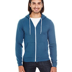 AMERICAN APPAREL- F497 Unisex Flex Fleece Zip Hoodie Thumbnail