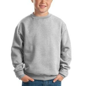 JERZEES- 562B Youth NuBlend ® Crewneck Sweatshirt Thumbnail