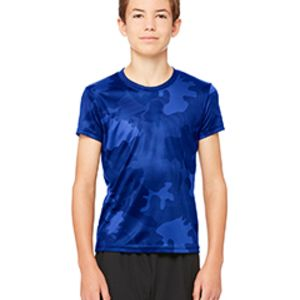 ALO SPORT Y1009- Youth Performance Short-Sleeve T-Shirt Thumbnail