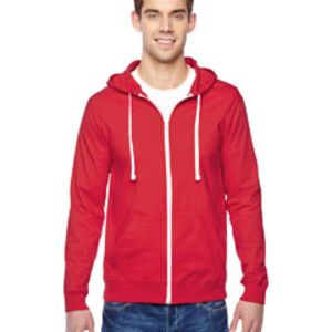 FRUIT OF THE LOOM SF60R -6 oz., 100% Sofspun™ Cotton Jersey Full-Zip Thumbnail
