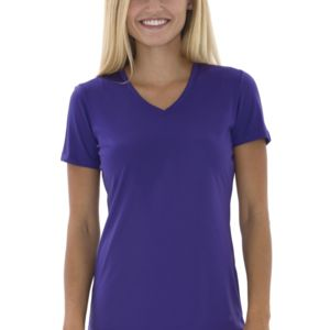 ATC PRO TEAM SHORT SLEEVE LADIES' V-NECK T-SHIRT Thumbnail