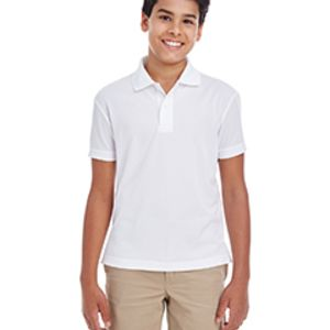 Youth Origin Performance Pique Polo Thumbnail