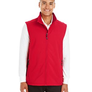Men's Cruise Two-Layer Fleece Bonded Soft Shell Vest Thumbnail