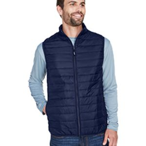Men's Prevail Packable Puffer Vest Thumbnail
