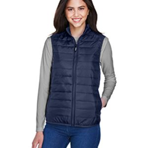 Ladies' Prevail Packable Puffer Vest Thumbnail