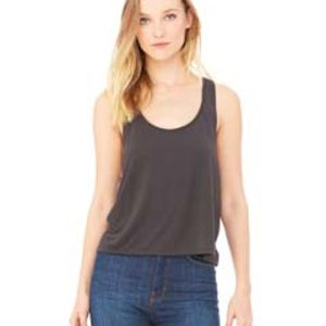 BELLA + CANVAS Ladies' Flowy Boxy Tank Thumbnail