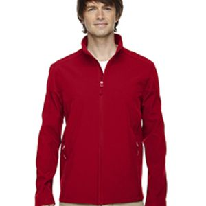 Men's Cruise Two-Layer Fleece Bonded Soft Shell Jacket Thumbnail